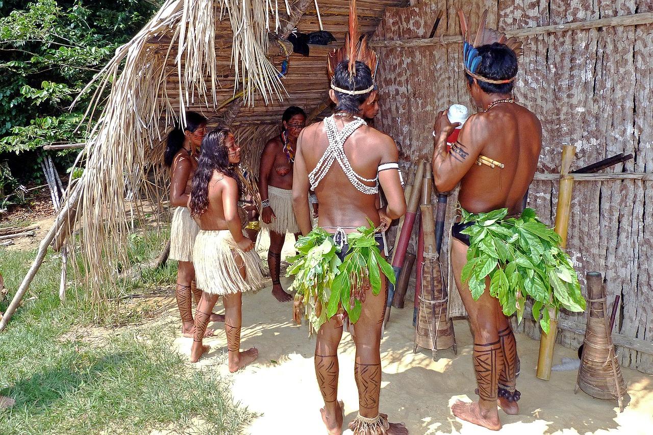 amazon-indians