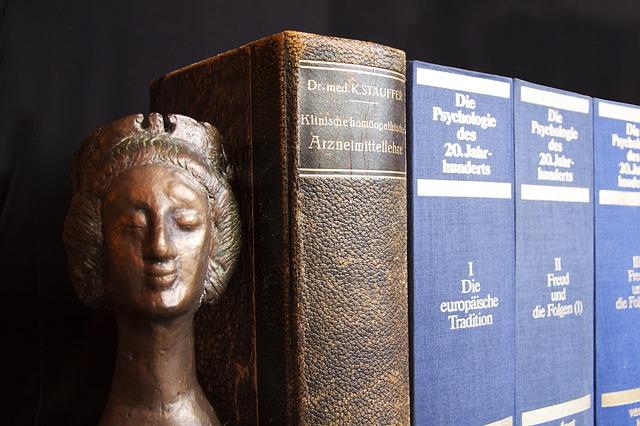 soška u knih