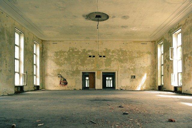 prostory s plísní