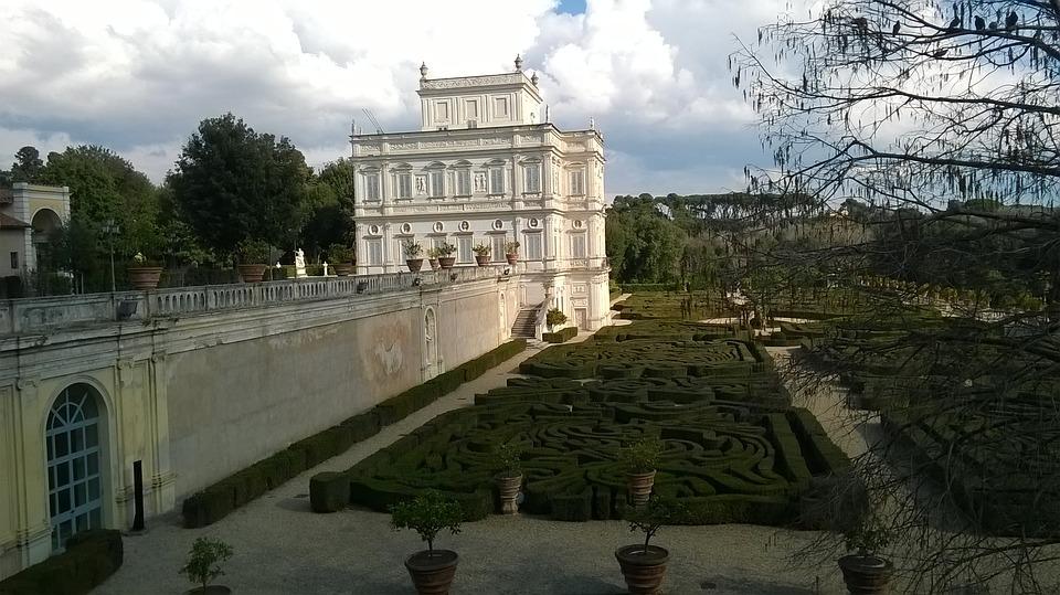 Poznejte krásy Říma trochu jinak: nejhezčí parky a zahrady