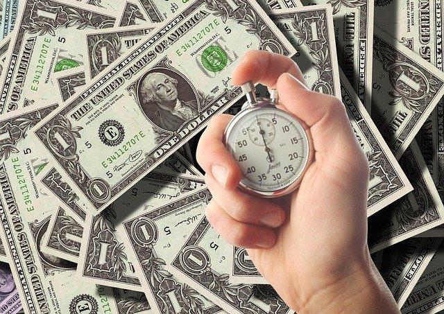 Potřebná dávka financí