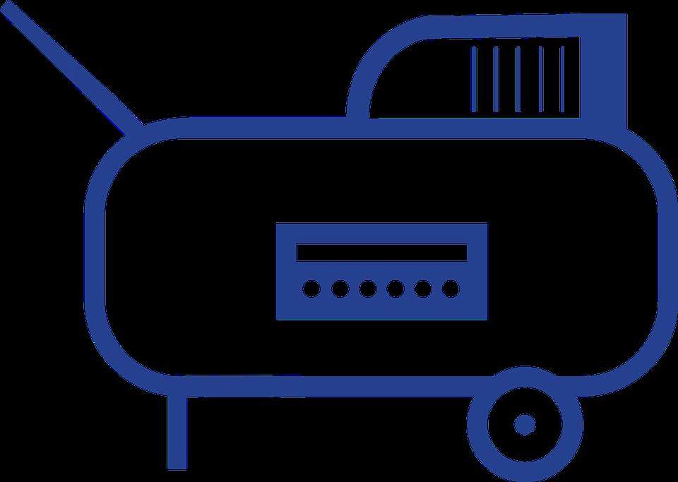 obrázek kompresoru