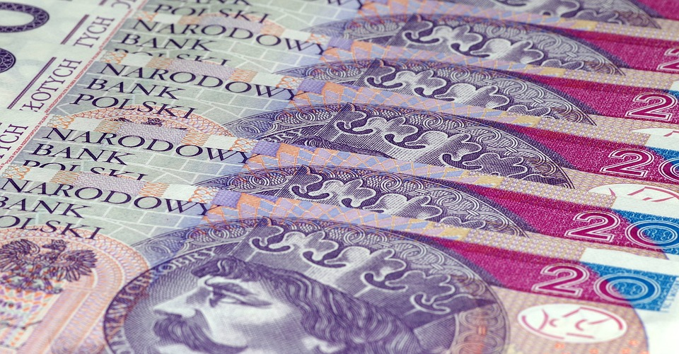 polské peníze