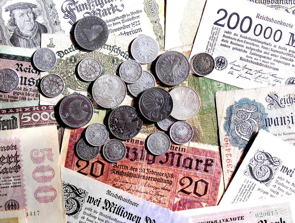 staré peníze