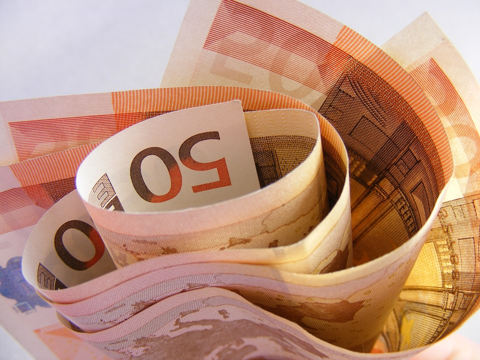 stočená eura