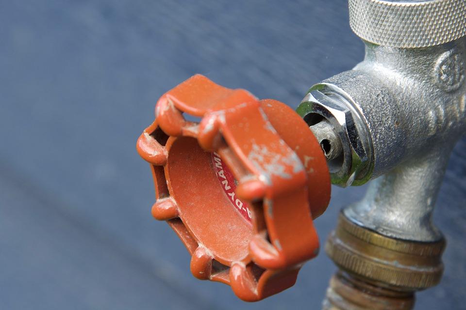 vodovodní kohout