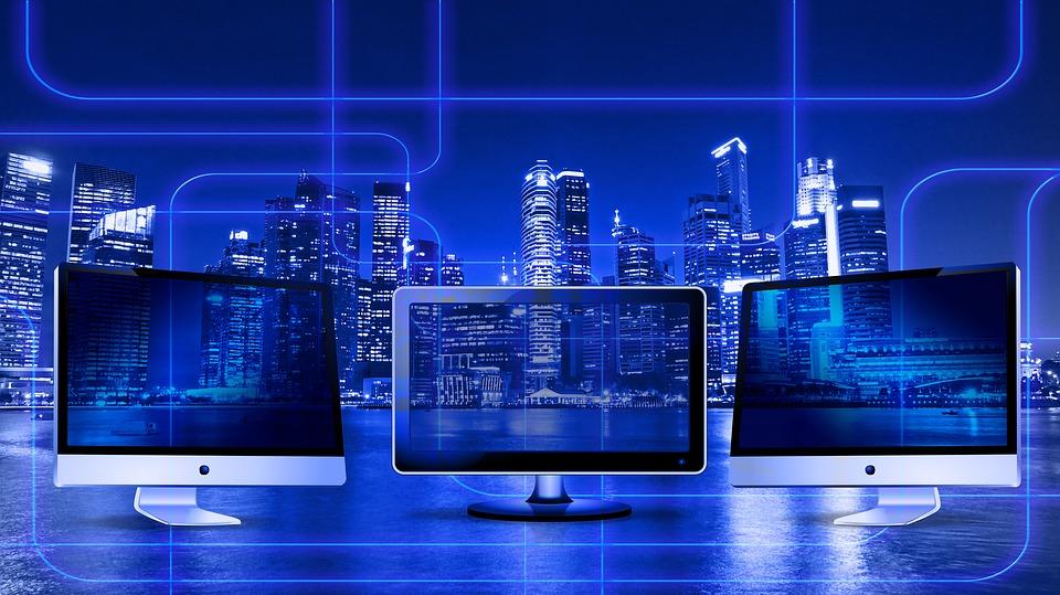 web monitory