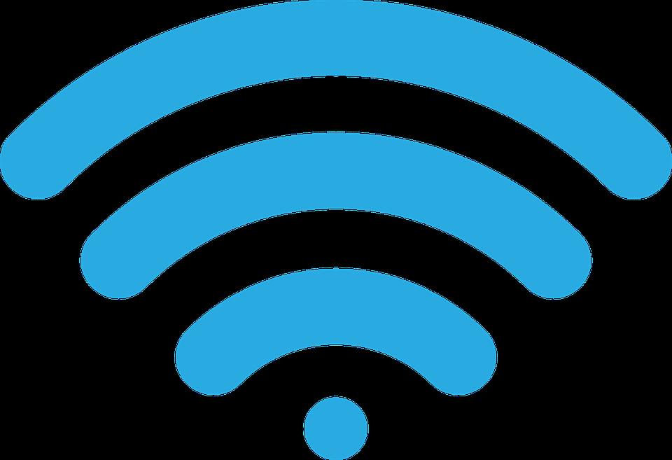 znak wifi